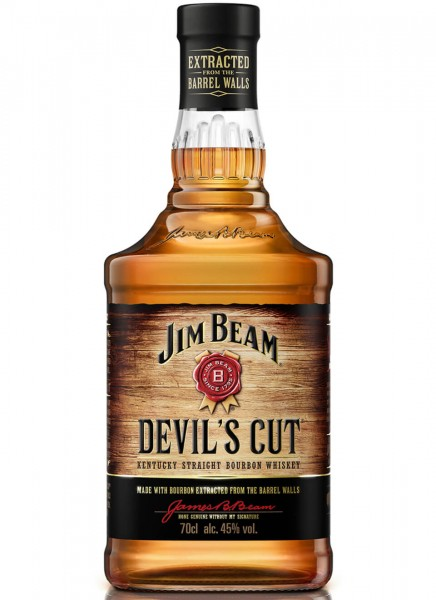 Jim Beam Devils Cut 0,7 L
