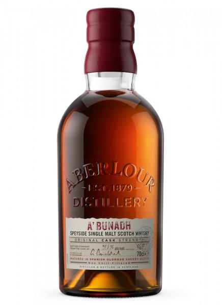 Aberlour abunadh Single Malt Scotch Whisky 0,7 L
