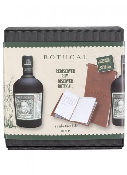 Botucal Reserva Exclusiva + hochwertiges Leder-Notizbuch 0,7 L
