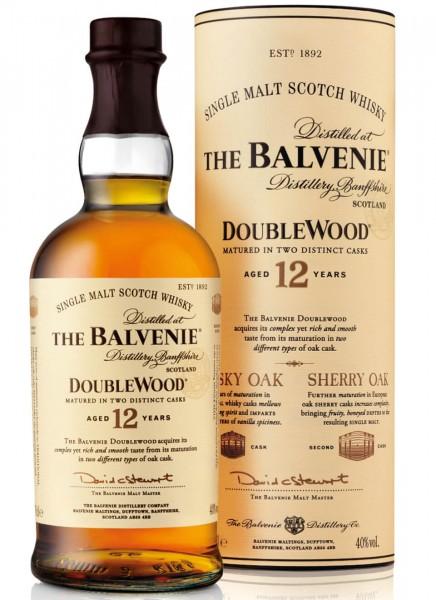 Balvenie 12 Years Double Wood Single Malt Scotch Whisky 0,7 L