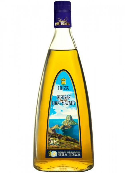 Hierbas Ibicencas Kräuterlikör 1 L