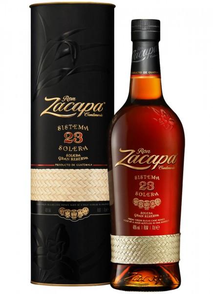 Zacapa 23 Solera Gran Reserva Rum 0,7 L
