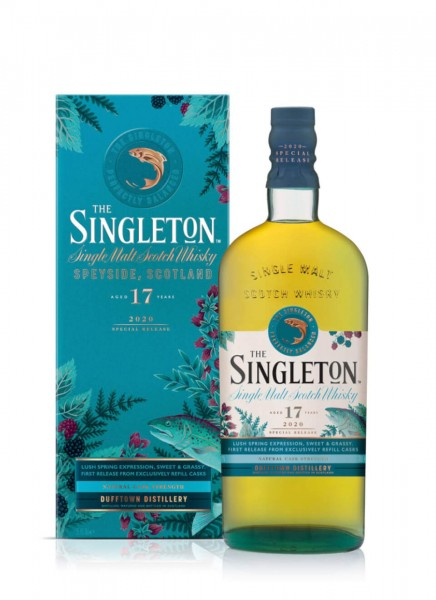 The Singleton of Dufftown 17 Jahre Special Release 2020 Whisky 0,7 L