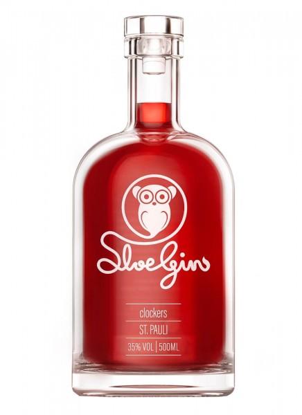 Clockers Sloe Gin 0,5 L