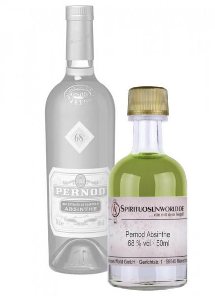 Pernod Absinthe Tastingminiatur Bitterspirituose 0,05 L