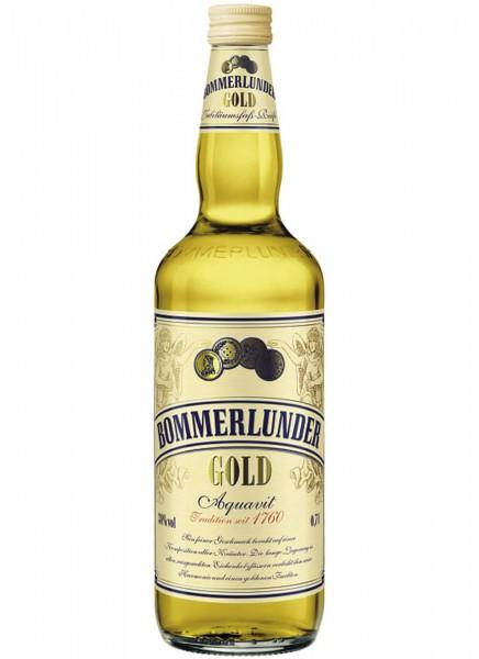 Bommerlunder Gold Aquavit 0,7 L