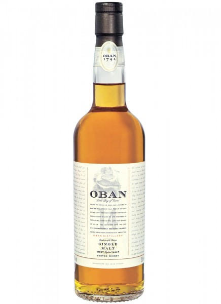 Oban 14 Years Single Malt Scotch Whisky 0,2 L