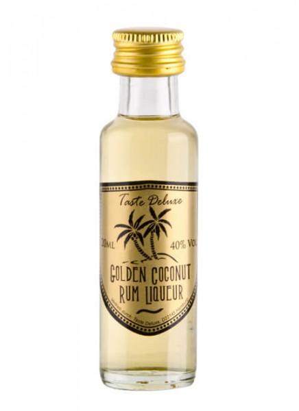 Golden Coconut Rum Liqueur Mini 0,02 L