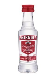 Smirnoff Red Label Vodka Mini 0,05 L