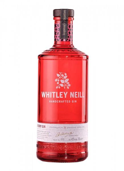 Whitley Neill Raspberry Gin 0,7 L