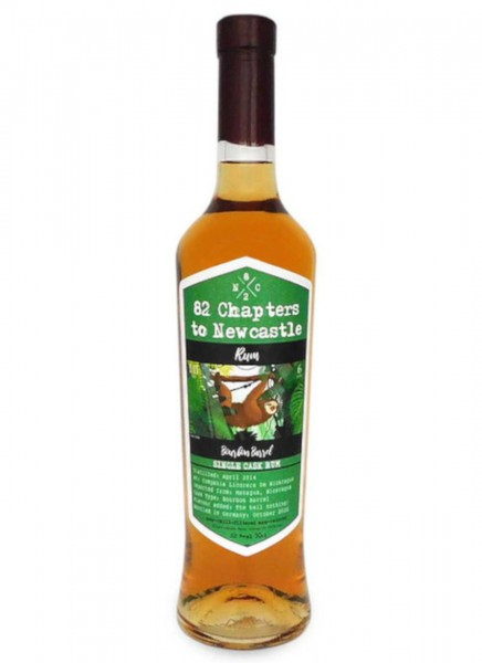 82 Chapter to Newcastle - Single Cask 1/2 Rum 0,5 L