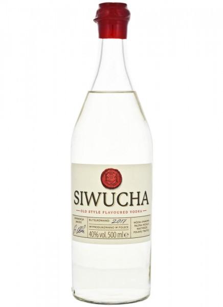 Siwucha Vodka 0,5 L