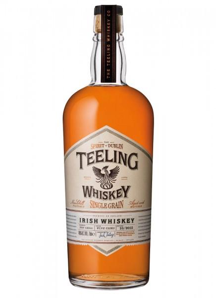 Teeling Single Grain Irish Whisky 0,7 L