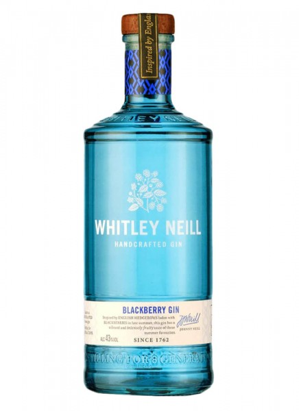 Whitley Neill Blackberry Gin 0,7 L