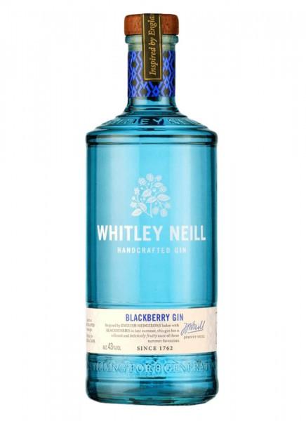 Whitley Neill Blackberry Gin 0,7 L