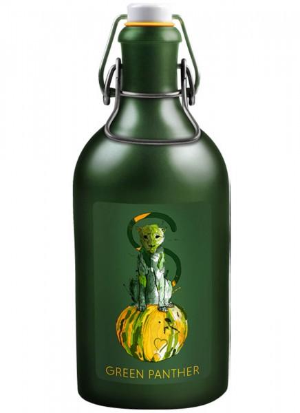 Green Panther Kürbiskernlikör 0,5 L