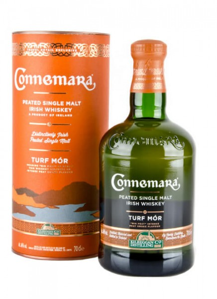 Connemara Turf Mor Irish Whiskey 0,7 L