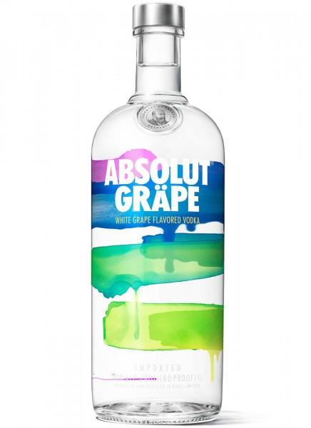 Absolut Vodka Gräpevine 1 L