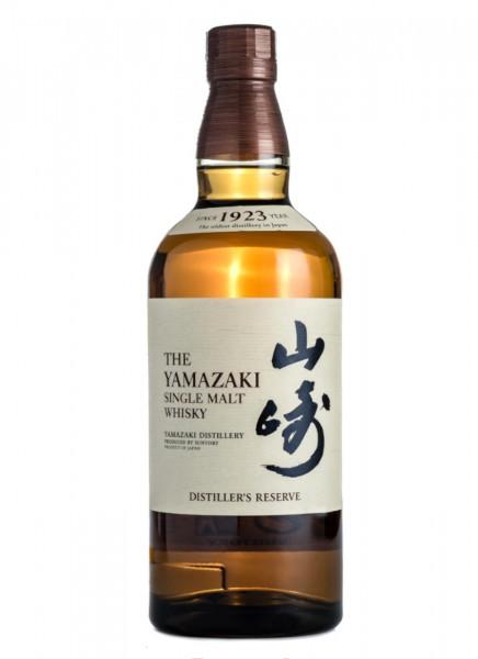 Suntory The Yamazaki Distiller's Reserve Japanese Whisky 0,7 L