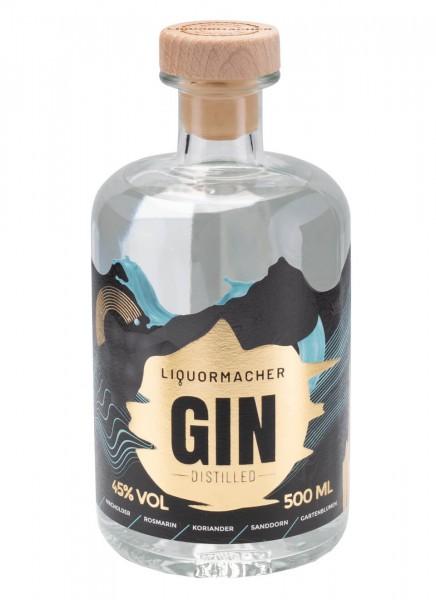 LiquorMacher Distilled Gin 0,5 L