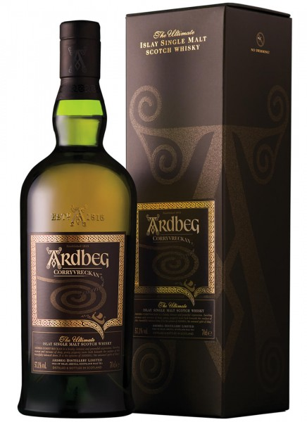Ardbeg Corryvreckan Islay Single Malt Whisky 57,1% 0,7 L