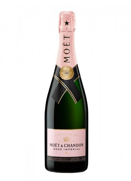 Moët & Chandon Rosé Imperial Champagner 0,75 L