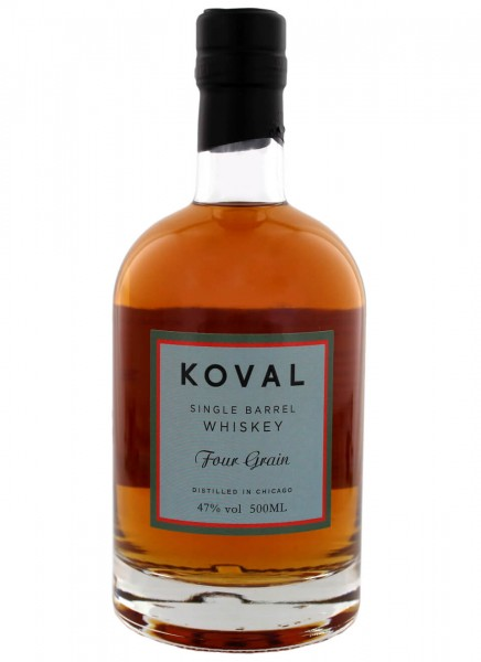Koval Four Grain Whiskey 0,5 L