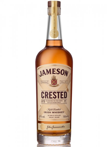 Jameson Crested Ten Irish Whiskey 0,7 L