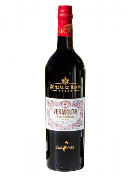 González Byass La Copa Rojo Vermouth 0,75 L