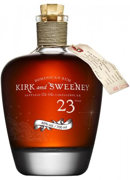 Kirk and Sweeney Gran Reserva Superior Rum 0,7 L