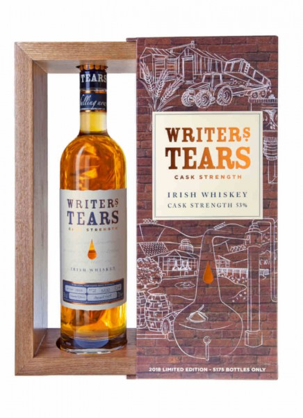 Writers Tears Cask Strength Irish Whiskey 0,7 L