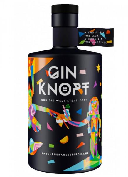 Gin Knopf 0,5 L