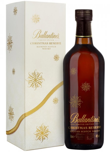 Ballantine's 12 Years Christmas Reserve Scotch Whisky 0,7 L