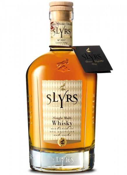 Slyrs Single Malt Whisky 0,7 L