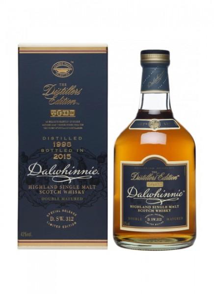Dalwhinnie Distillers Edition 2015 Single Malt Scotch Whisky 0,7 L