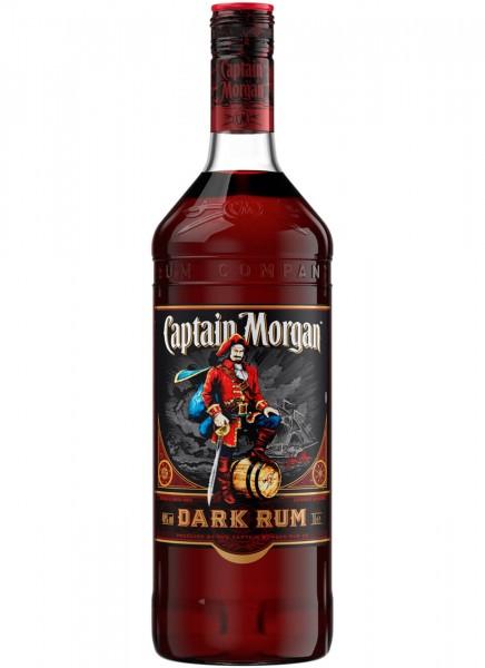 Captain Morgan Dark Rum 1 L