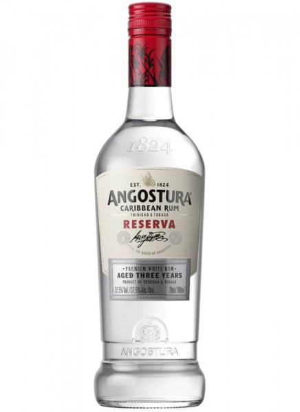 Angostura White 3 Years Rum 0,7 L