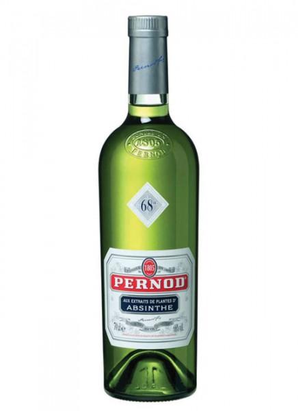 Pernod Absinthe 68% Bitterspirituose 0,7 L