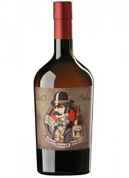Del Professore Gin Jerry Thomas Speakeasy Monsieur 0,7 L