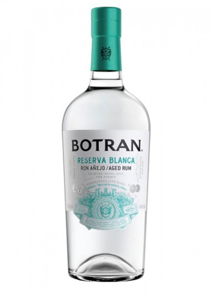 Botran Reserva Blanca 3y 40% (Rum)