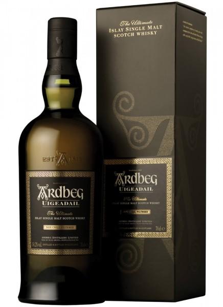 Ardbeg Uigeadail Islay Single Malt Whisky 0,7 L