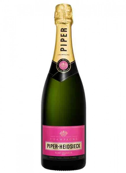 Piper Heidsieck Rose Sauvage Champagner 0,75 L