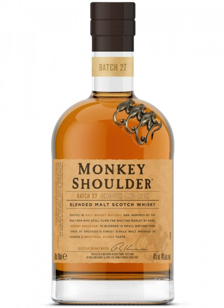 Monkey Shoulder Whisky 0,7 L
