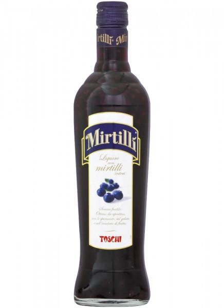 Toschi Mirtilli Likör 0,7 L