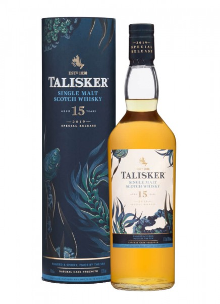 Talisker 15 Years Special Release 2019 Single Malt Scotch Whisky 0,7 L