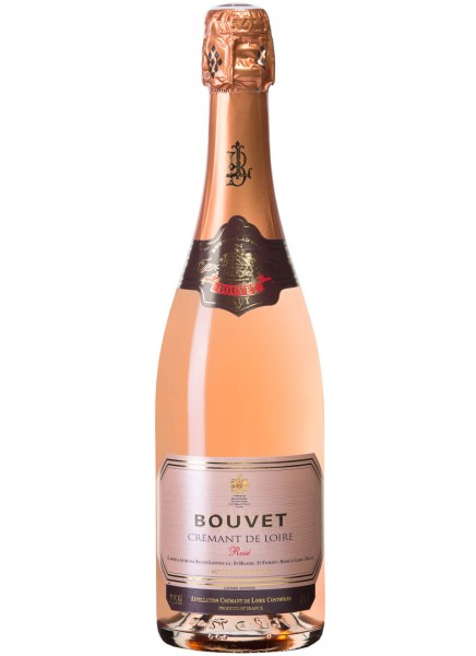 Bouvet Cremant de Loire Rose 0,75 L