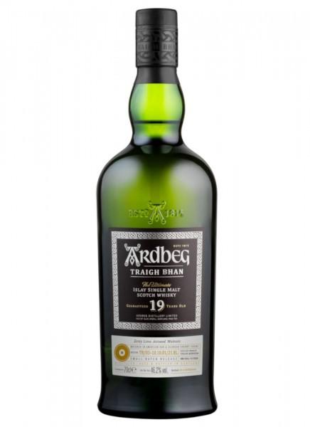 Ardbeg Traigh Bhan 19 Jahre, Batch 3, Islay Single Malt Whisky 0,7 L