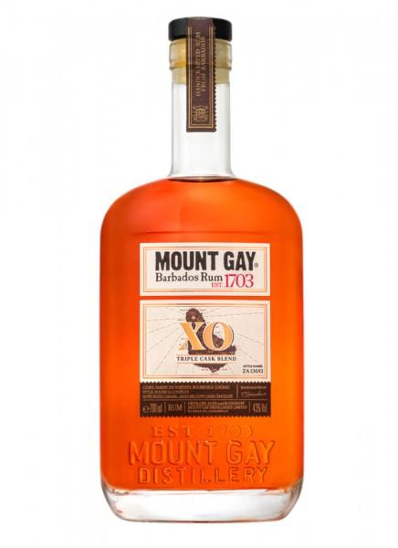 Mount Gay 1703 XO Rum 0,7 L