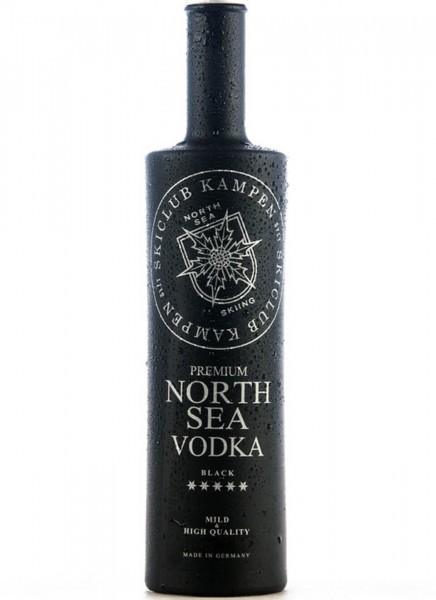 Skiclub Kampen North Sea Vodka 0,7 L