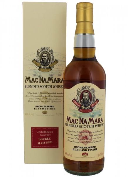 Macnamara Rum Finish Blended Whisky 0,7 L
